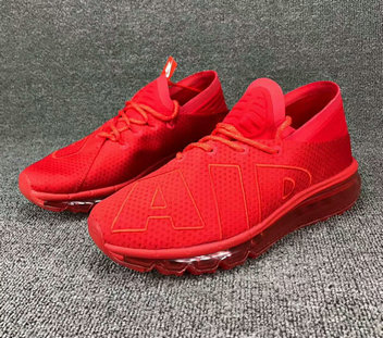 Cheap Nike SportWear Mens Air Max Flair Total Red On VaporMaxRunning
