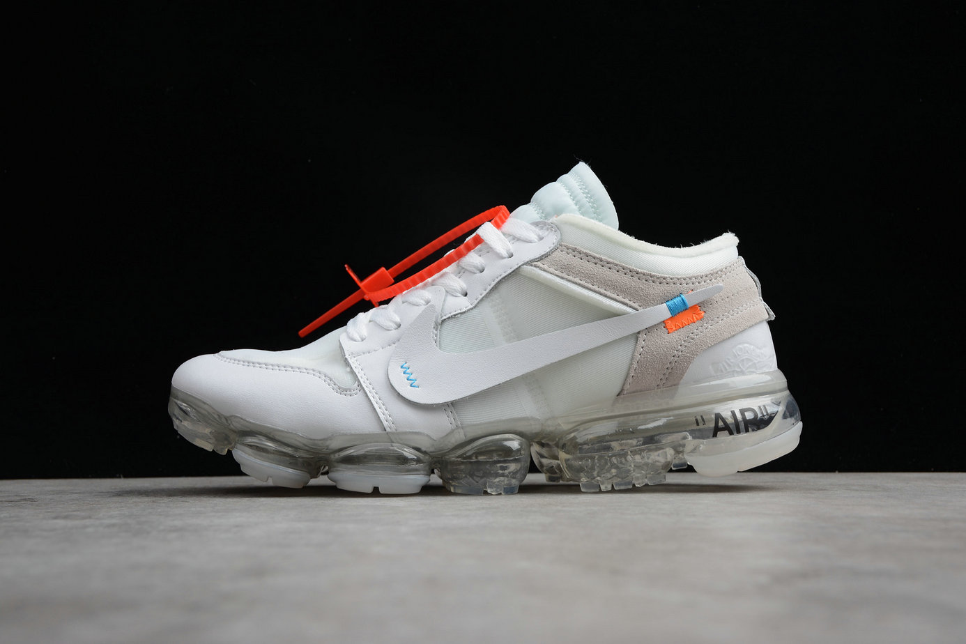 Cheap Nike The 10 Air VaporMax Plus Jordan AA3839-004 All White All Blanc
