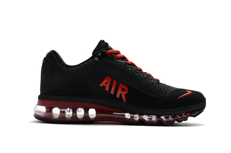 Cheap Nike WMNS Air Max 2017 Red Black On VaporMaxRunning