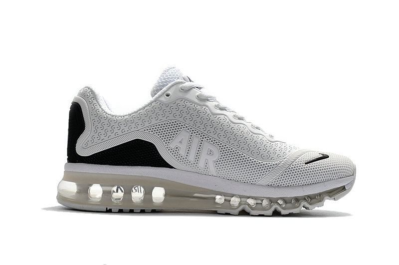 Cheap Nike WMNS Air Max 2017 White Black On VaporMaxRunning