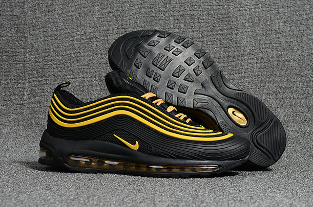 Cheap NikeLab Air Max 97 Yellow Black Air Max Sale