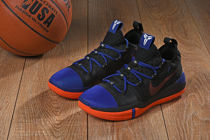 Cheap Nikes Kobe A.D. Royal Blue Black Orange On VaporMaxRunning