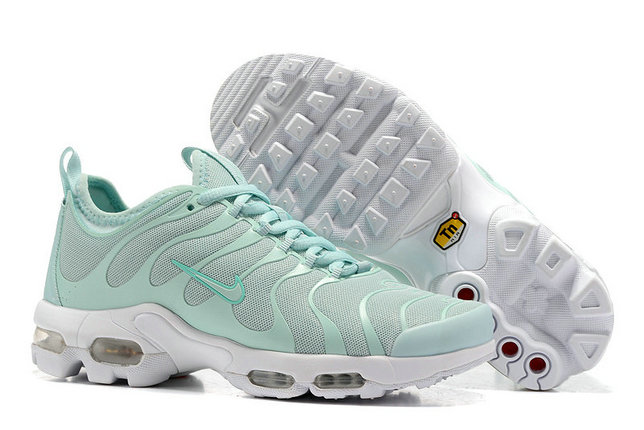 986a13fe3e Cheap Sale Nike Air Max TN Ultra Womens Light Green White On VaporMaxRunning