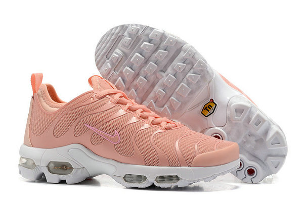 Cheap Sale Nike Air Max TN Ultra Womens Pink White On VaporMaxRunning