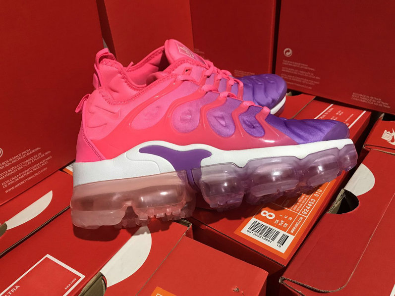Cheap Womens NikeLab Air VaporMax Plus Pink Purple White On VaporMaxRunning