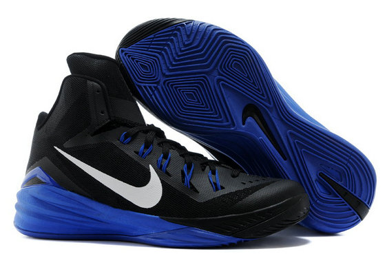 Hyperdunk Blue Black White Mens Cheap On VaporMaxRunning
