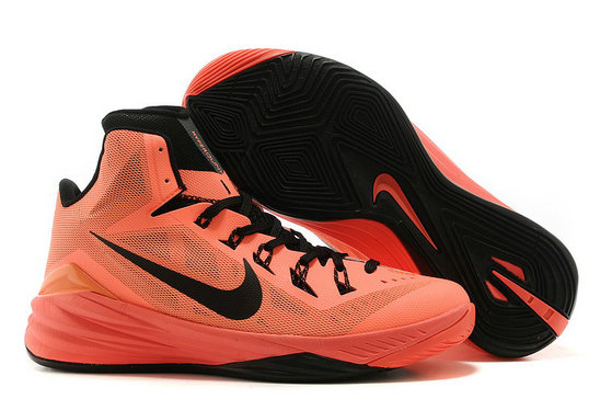 Hyperdunk Orange Black Mens Cheap On VaporMaxRunning