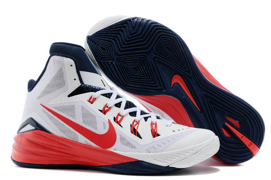 Hyperdunk Red White Navy Blue Mens Cheap On VaporMaxRunning