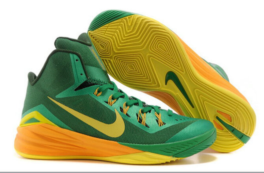 Hyperdunk Yellow Green Mens Cheap On VaporMaxRunning