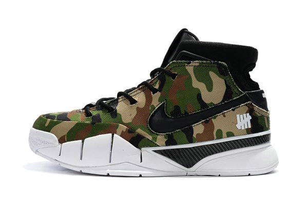 Cheap Latest Undefeated x Nike Zoom Kobe 1 Protro Camo Mens Size For Sale On VaporMaxRunning