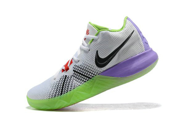 Cheap Mens Nike Kyrie Flytrap White Black Red Purple Green Shoes Free Shipping On VaporMaxRunning
