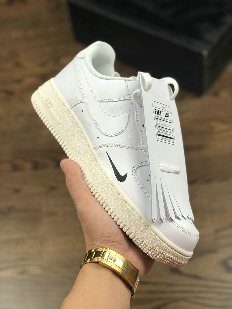 Nike Air Force 1 PIET 315122-111 White Black