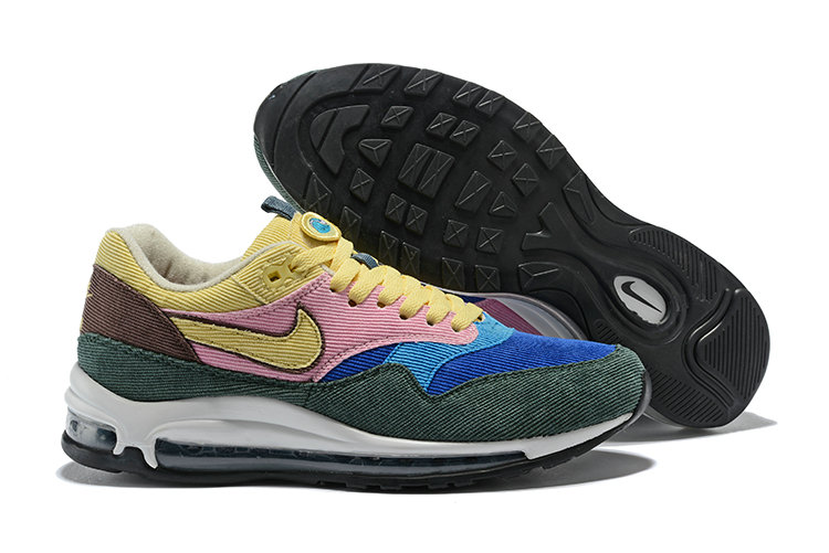 Nike Air Max 1 VF SW Sean Wotherspoon Mens On VaporMaxRunning
