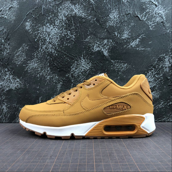 Nike Air Max 90 Essential 881105-200 Wheat Color White Froment Blanc On VaporMaxRunning
