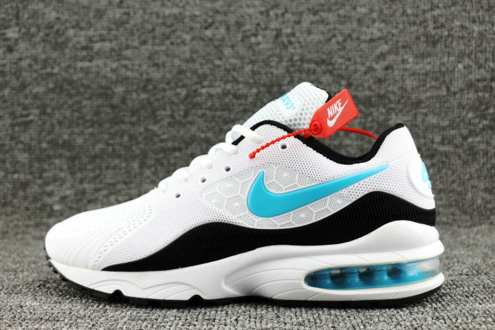 Nike Air Max 93 OG Jade White Black On VaporMaxRunning