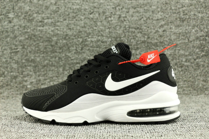 Nike Air Max 93 OG White Black On VaporMaxRunning