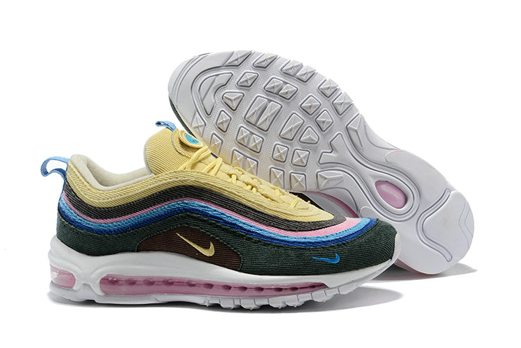 Nike Air Max 97 VF SW Sean Wotherspoon Mens On VaporMaxRunning