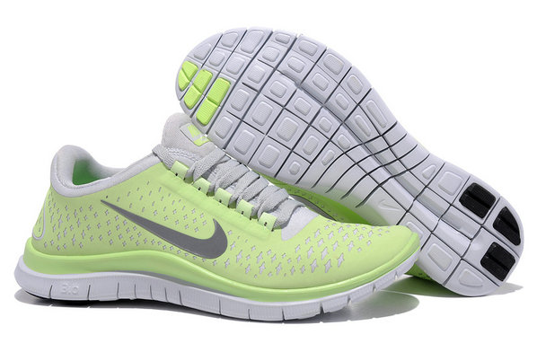 Nike Free 3.0 V4 Womens Running Shoe Fluorescence Green On VaporMaxRunning