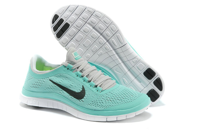 Nike Free 3.0 V5 Womens Light Green Running Shoes On VaporMaxRunning