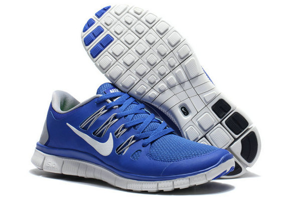 Nike Free 5.0 Mens Royalblue Training Shoes On VaporMaxRunning