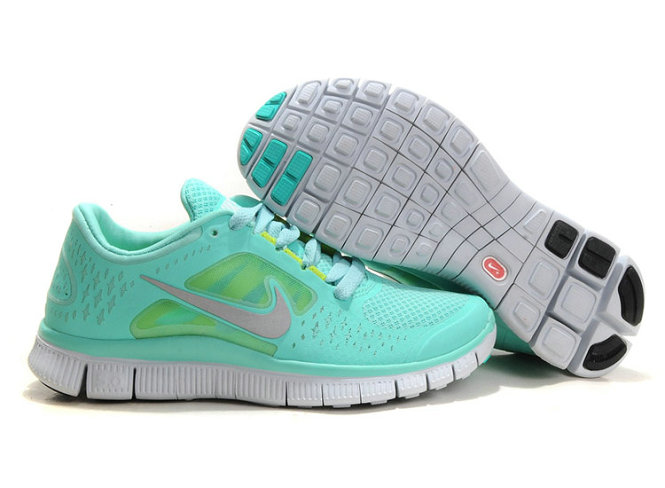 Nike Free Run 3 Womens Running Shoes Light Green On VaporMaxRunning