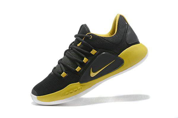Cheap Nike Hyperdunk X Low EP 2018 Black Gold Basketball Shoes On VaporMaxRunning