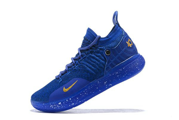 Cheap Nike KD 11 Agimat Philippines Dark Blue Gold For Sale On VaporMaxRunning