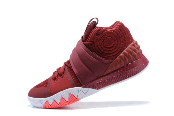 Cheap Nike Kyrie S1 Hybrid Wine Red Mens Basketball Shoes On Sale On VaporMaxRunning
