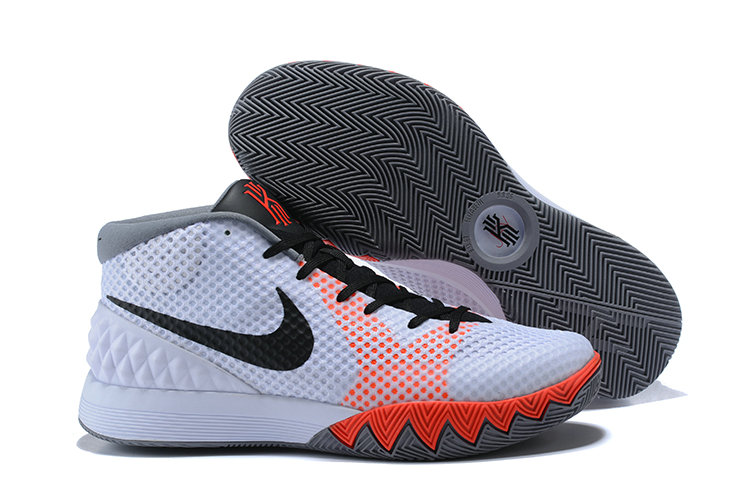 Nike Kyries Cheap Nike Kyrie 1 Home Official Images On VaporMaxRunning