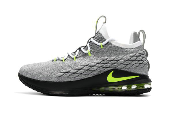 Cheap Nike LeBron 15 Low Neon Mens Basketball Shoes On VaporMaxRunning
