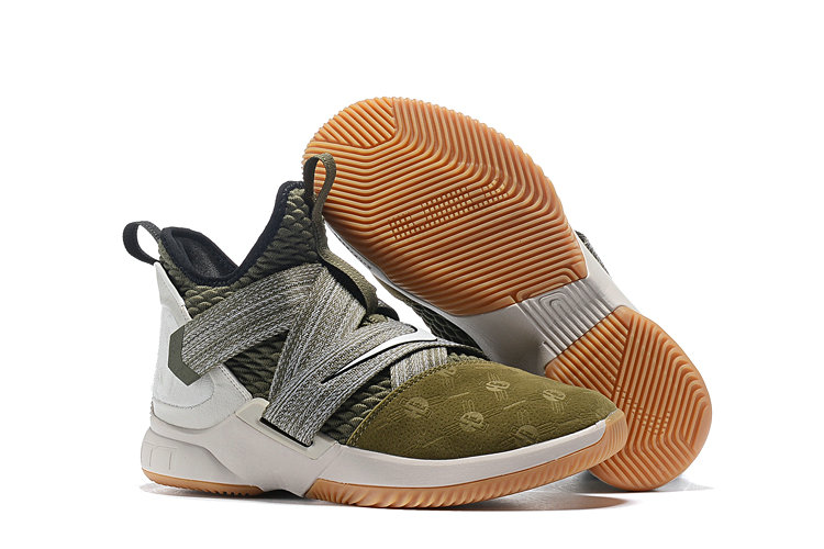 Cheap Nike LeBron Soldier 12 AO2609-300 Completes The Land And Sea Pack On VaporMaxRunning