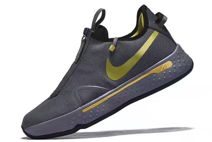 Where To Buy Nike PG 4 Cool Grey Metallic Gold-Black 2020 For Sale On VaporMaxRunning