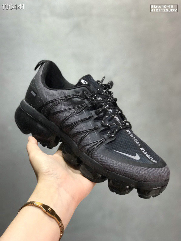 Nike Vapormax Run Utility Features Full Reflectivity And Water Repellent Uppers On VaporMaxRunning