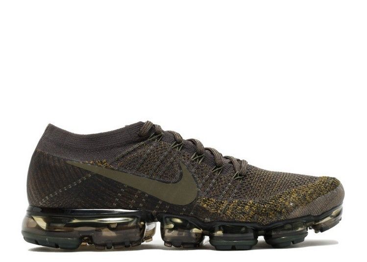 Cheap Nikelab Air Vapormax Flyknit MenS Running Shoe 899473-004 Midnight Fog Cargo Khaki On VaporMaxRunning