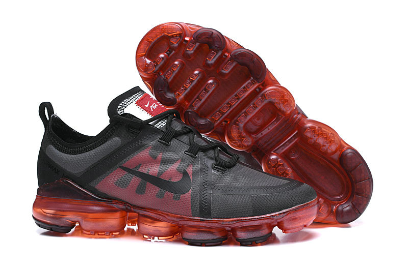 Nikes New Air Vapormax 2019 Premium University Red Black On VaporMaxRunning