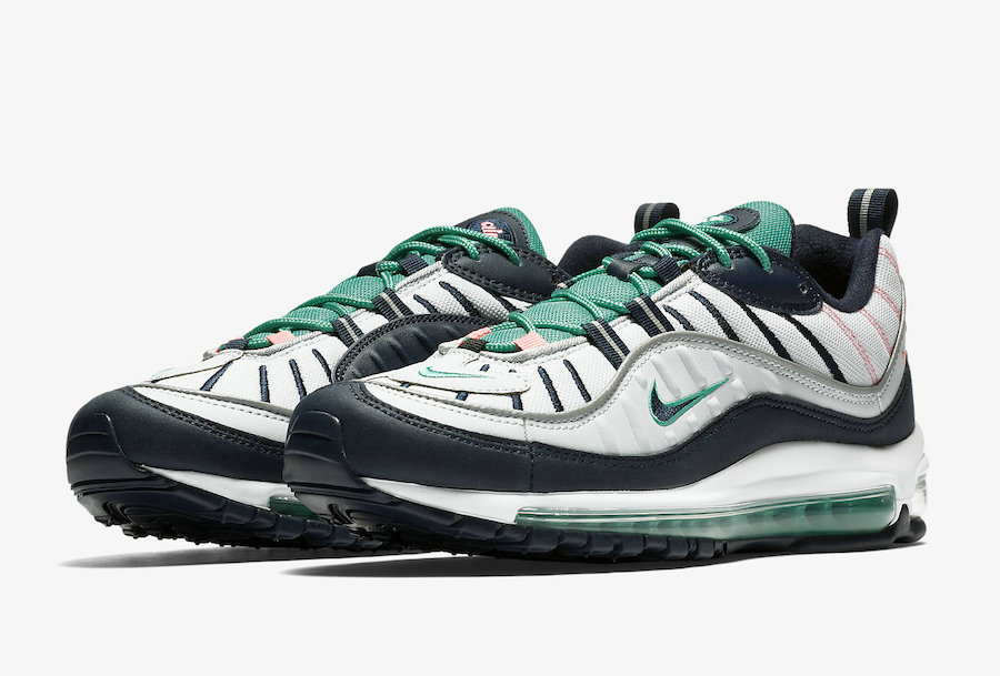 South Beach Nike Air Max 98 Ready To Release On VaporMaxRunning