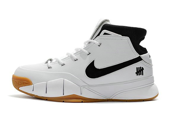 Cheap Undefeated x Nike Zoom Kobe 1 Protro White Gum Mens Size Free Shipping On VaporMaxRunning