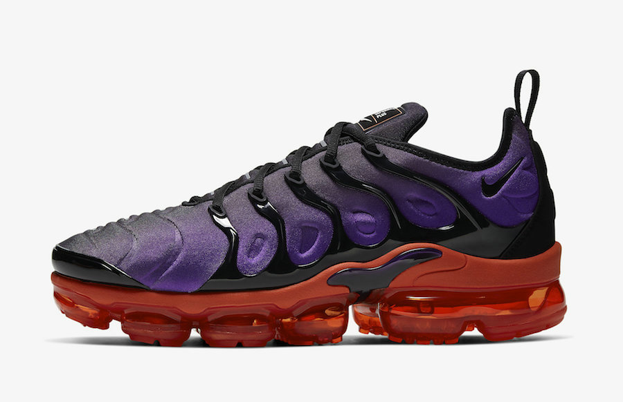 Where To Buy 2020 Cheap Nike Air VaporMax Plus Voltage Purple Cosmic Clay-Reflect Silver-Black 924453-500 On VaporMaxRunning