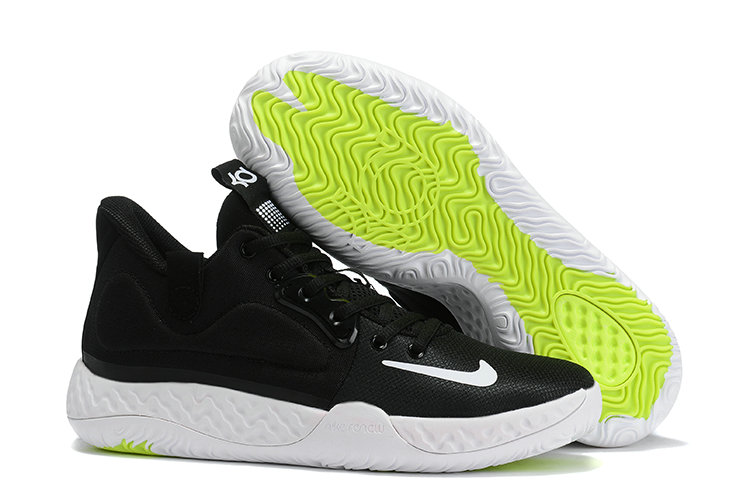 Where To Buy 2020 Cheap Nike KD Trey 5 Black Green White On VaporMaxRunning