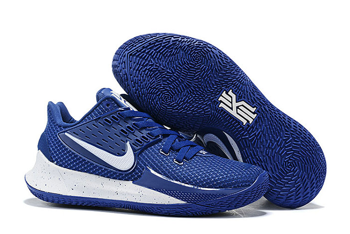 Where To Buy 2020 Cheap Nike Kyrie 2 Low Royal White On VaporMaxRunning