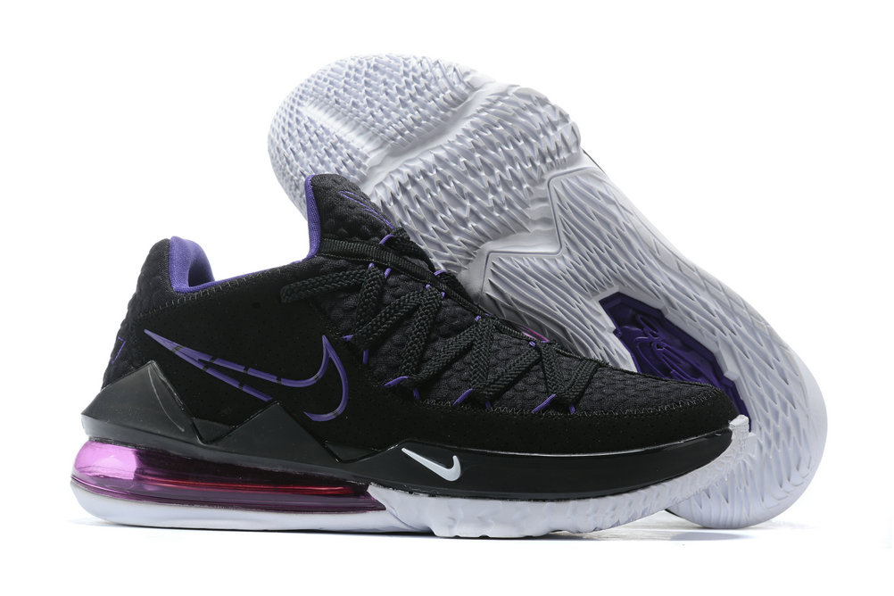 Where To Buy 2020 Cheap Nike LeBron 17 Low BHM On VaporMaxRunning