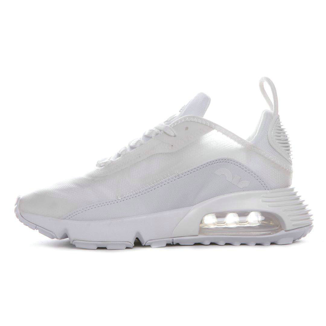 Where To Buy 2020 Mens Cheap Nike Air Max 2090 White Silver CT7698-008 On VaporMaxRunning