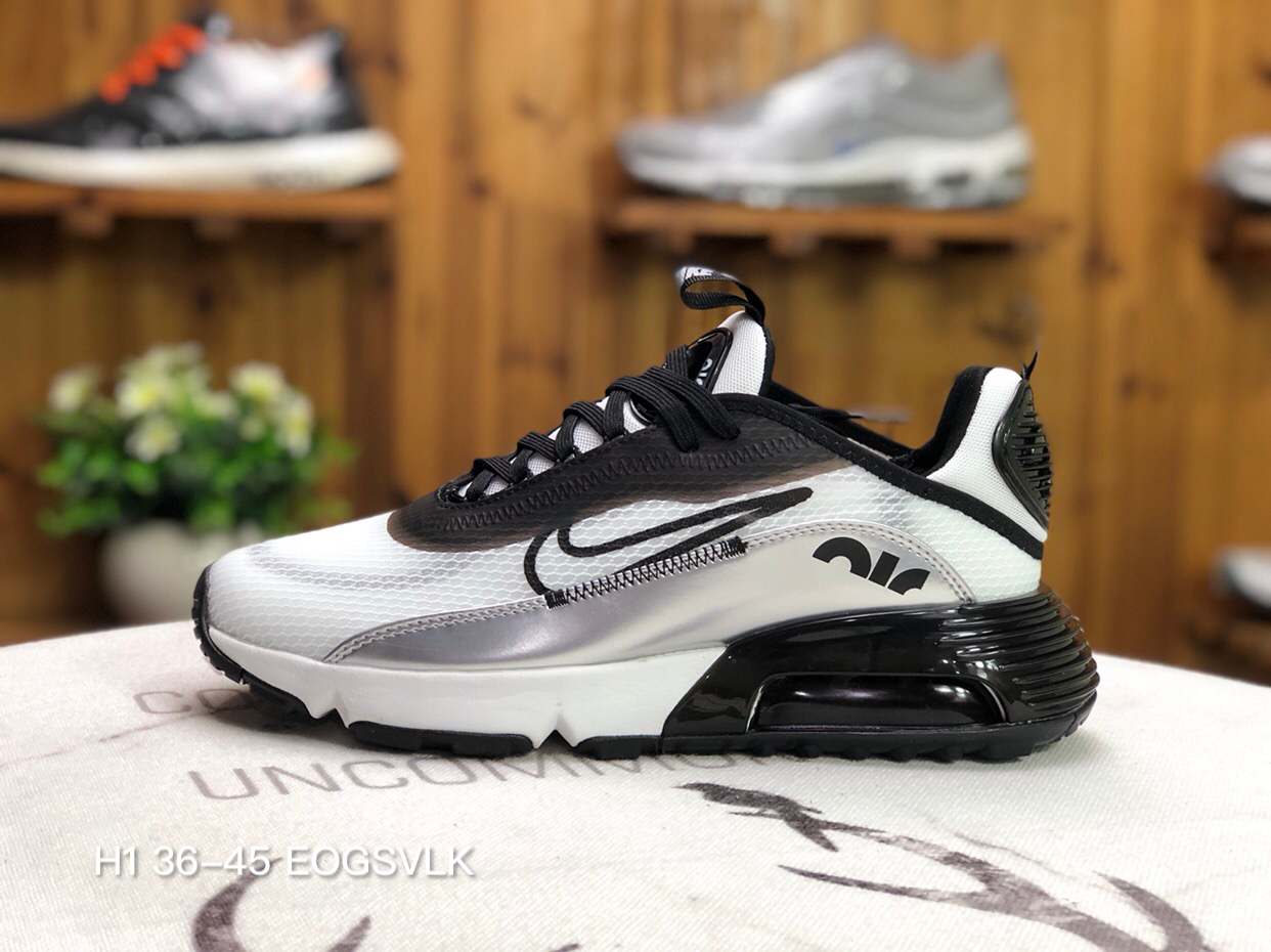Where To Buy 2021 Cheapest Nike Air Max 2090 White Reflect Silver DB0927-100 On VaporMaxRunning
