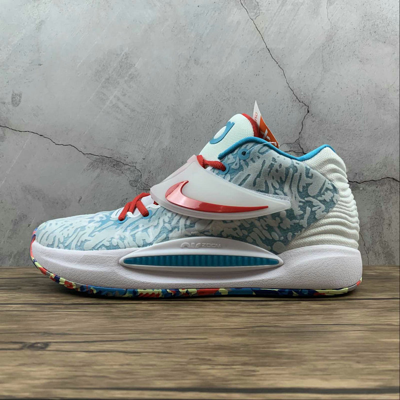 Where To Buy 2021 Cheapest Nike KD14 EP Youth Elite CZ0170-900 On VaporMaxRunning
