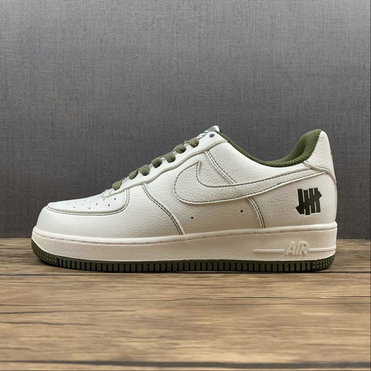 Where To Buy 2022 Cheap Nike Air Force 1 07 Low Summit White Green Shoes UN1315-600 On VaporMaxRunning