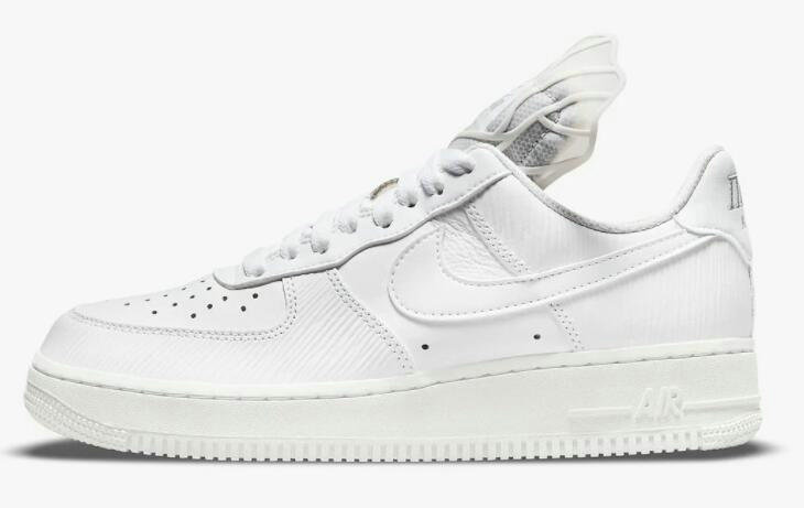 Where To Buy 2022 Cheap Nike Air Force 1 Low Goddess of Victory White-Summit White-Photon Dust DM9461-100 On VaporMaxRunning