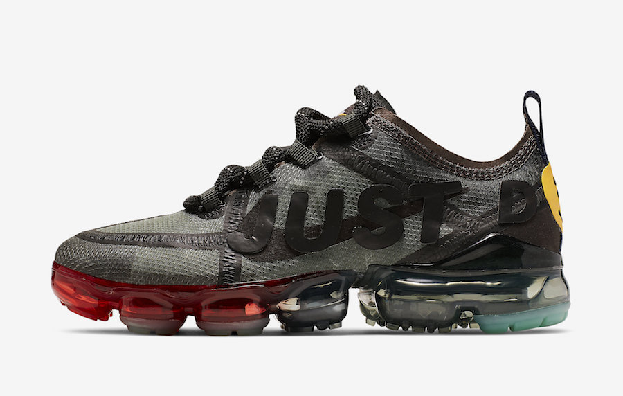Where To Buy Cheap Cactus Plant Flea Market x Nike Air VaporMax 2019 Green Mist Light Beige-Chalk CD7001-300 On VaporMaxRunning