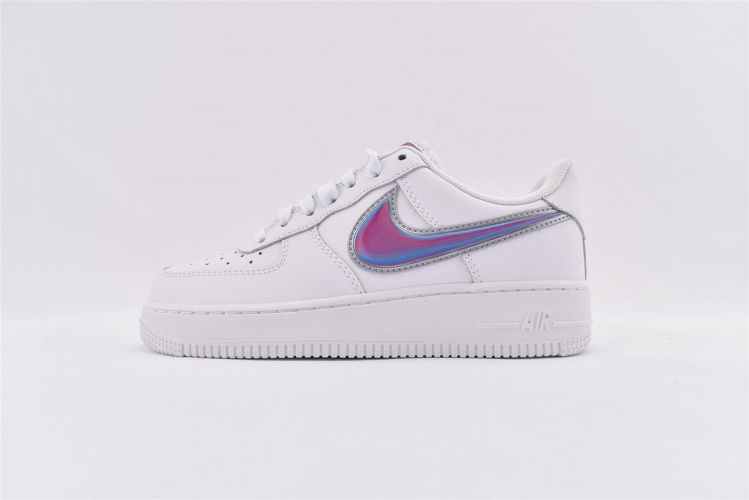 nike air force 1 baffo rosa