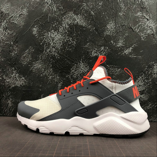 Where To Buy Cheap Nike Air Huarache Run Ultra Gray Pure Platinum Anthracite Gris 847567-015 On VaporMaxRunning
