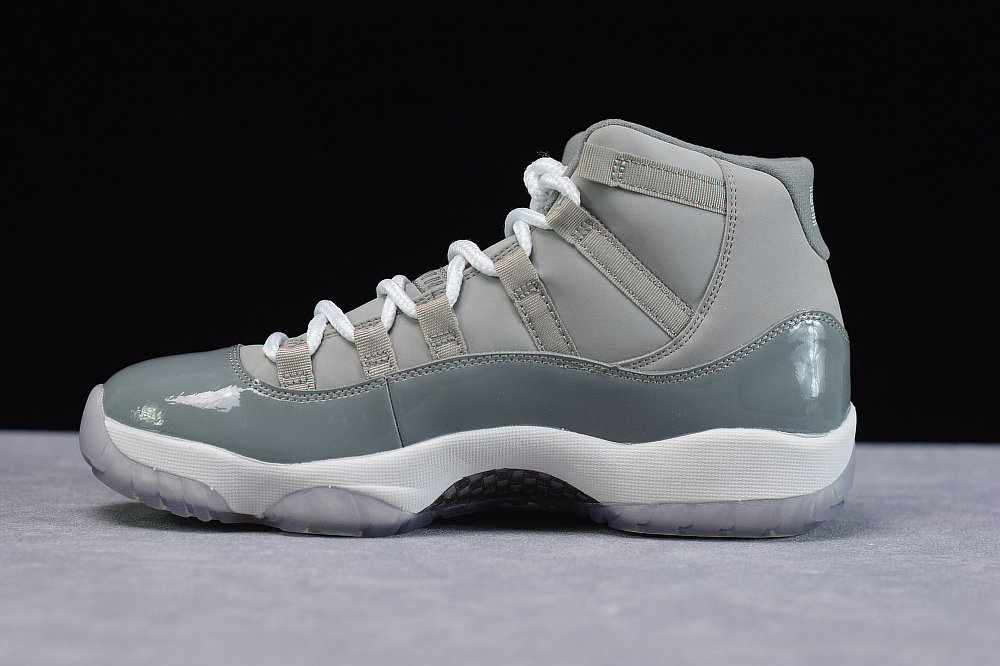 Where To Buy Cheap Nike Air Jordan 11 Retro Cool Grey Medium Grey White Cool Grey Grcl Blanc Gri 378037-001 On VaporMaxRunning
